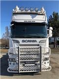 Тягач Scania R 730, 2014 г., 468000 ч.