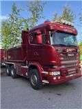 Scania R 730, 2015, Kipper