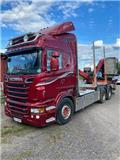 Scania R620 LB6X4, 2012, Andre lastebiler