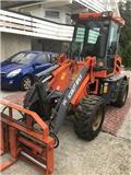 Scanlift MPSL15, 2014, Wheel loaders