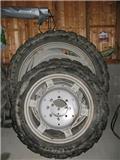 Taurus Sprøytehjul, Sprayers