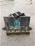 Tellefsdal brøytefese Case jx, Farm Equipment - Others