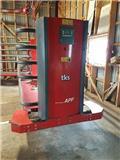 TKS APF Vogner, 2002, Livdyr annet utstyr