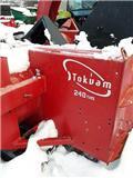 Tokvam 240 tha, 2014, Snow throwers