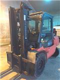 Toyota 02-7 FG 40, 2006, Diesel Trucker