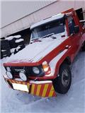 Toyota Landcruiser, 1987, Egyéb