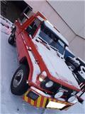 Toyota Landcruiser, 1987, Övriga bilar