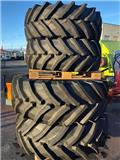 Trelleborg TM 800, 2018, Tires, wheels and rims