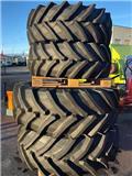 Trelleborg TM 800, 2018, Tyres, wheels and rims