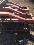 Tume W 2601, Drugi strojevi i priključci za obradu zemlje