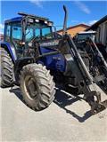 Valmet 6400, 1994, Tractors