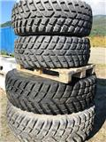Valtra Div hjul / dekk, 2015, Tyres, wheels and rims