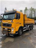 Volvo FH 540, 2012, Kabelløft lastebiler