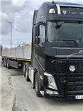Foto de camiones volvo f12 clásico hängerzug nortrail noruega 10x15cm//lf48