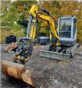 Wacker EZ53 NY PRIS!, 2017, Mini excavators < 7t (Mini diggers)