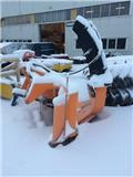 Westbjörn V-2450 Hydroman Snøfres, 2011, Other road and snow machines