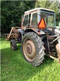 Leyland 344 Frontlæsser, Mga traktora