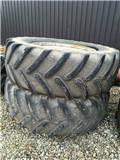Michelin 650/65R42, Roda