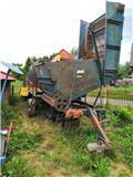 Agromet Z644、1986、ジャガイモ収穫機・掘取機
