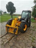 JCB 536-60 Agri Super, 2015, Front loaders and diggers