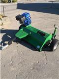 Dk-Tec Slagleklipper 120 cm, m. motor, 2018, Други селскостопански машини
