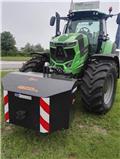 Hauer Frontklods 1500 kg. m. træk, Ostala oprema za traktore