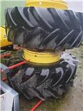 Michelin 650/75 R38, Dupli točkovi