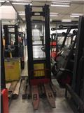 Hyster S1.6, 2011, Montacargas manual