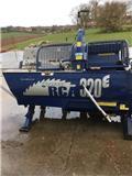Tajfun RCA 320 E, Slasher Saws