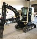 Terex Schaeff TC25, 2014, Crawler Excavators