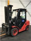 EP CPCD35-XWS4F, 2015, Diesel heftrucks