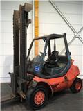 Linde H45D-04/600, 2003, Diesel Stapler