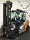 Still RX70-50/600, 2013, डीजल ट्रकों