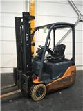 Toyota 8EBEKT16, 2012, Electric Forklifts