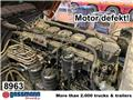 MAN Motor D2866LF23, 6-Zylinder, 2002, Other tractor accessories