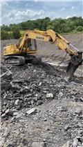 Komatsu PC160LC, 2007, Excavadoras sobre orugas