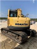 Komatsu PC138US-8, 2012, Excavadoras de cadenas
