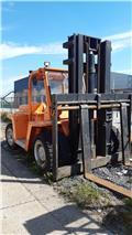 Clark DCY225PD, Diesel heftrucks