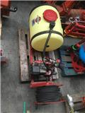 Hardi 200, Turf spraying equipment
