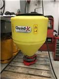 Other Quad-X 60L El-spreder, 2018, Mineraldüngerstreuer