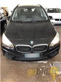 BMW 216D Gran Tourer, 2017, Cars