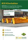 BOS KB5004, Kultivatorer