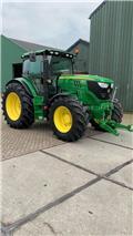 John Deere 6150 R, 2015, Tractors
