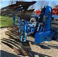 Lemken Juwel 8 V, 2011, Reversible ploughs