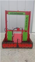 Strautmann Hydrofix kuilvoersnijder، 1993، آلات تمزيق الحزم وتقطيعها ونشرها