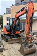 Hitachi ZX 55 U-5 A CLR, 2016, Mini Excavators <7t (Mini Diggers)
