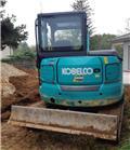 Kobelco SK 45 SR, 2017, Mini Excavators <7t (Mini Diggers)