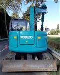 Kobelco SK 75 SR, 2016, Excavadoras 7t - 12t