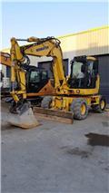 Komatsu PW118, 2013, Wheeled Excavators