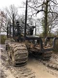 Logset 5F, 2013, Porteur
